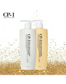 Набор протеиновый шампунь и кондиционер для волос CP-1 Bright Complex Intense Nourishing 500 мл + 500 мл