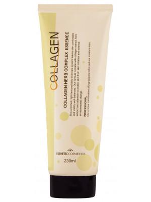 Эссенция для лица с коллагеном и растительными экстрактами Esthetic House Collagen Herb Complex Essence 230 мл