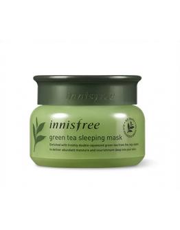 Ночная маска на основе зеленого чая Innisfree Green Tea Sleeping Mask