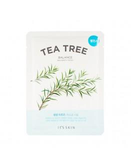 Анти-акне тканевая маска It's Skin The Fresh Tea Tree Mask Sheet (чайное дерево)