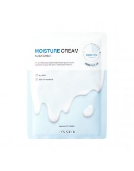 Интенсивно увлажняющая тканевая маска с кремом It's Skin Moisture Cream Mask Sheet