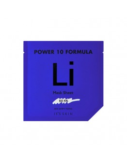 Тканевая маска It's Skin Power 10 Formula Mask Sheet LI успокаивающая