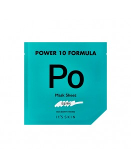 Тканевая маска It's Skin Power 10 Formula Mask Sheet PO сужающая поры