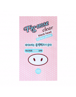 Очищающая полоска для носа Holika Holika Pig-nose Clear Back Head Perfect Sticker 1 шт