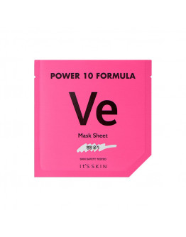 Тканевая маска It's Skin Power 10 Formula Mask Sheet VE питательная