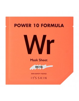 Тканевая маска It's Skin Power 10 Formula Mask Sheet WR лифтинг