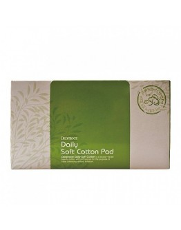 Хлопковые пады Deoproce Daily Soft Cotton Pad