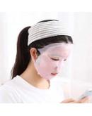 Силиконовая маска-фиксатор для лица (без пропитки) The MEDIUS 3D Silicone Mask Cover