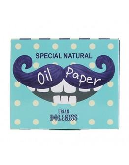 Матирующие салфетки для лица Urban Dollkiss Entertainer Oil Paper 100 шт