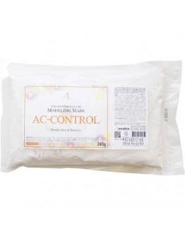 Маска альгинатная для проблемной кожи с акне (пакет) Anskin AC Control Modeling Mask 240 гр
