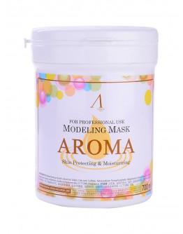Маска альгинатная антивозрастная питательная (банка) Anskin Aroma Modeling Mask