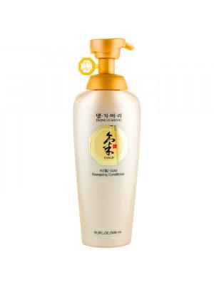 Кондиционер с кератином против ломкости волос Daeng Gi Meo Ri Ki Gold Energizing Conditioner 500 мл
