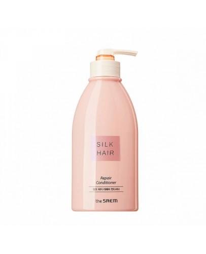 Кондиционер для восстановления волос The Saem Silk Hair Repair Conditioner 320 мл
