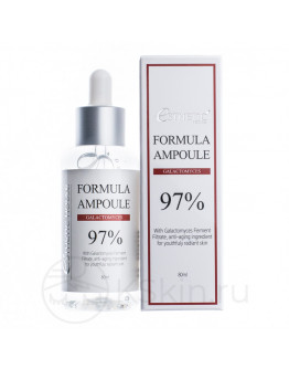 Сыворотка с галактомисисом Esthetic House Formula Ampoule Galactomyces 80 мл