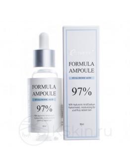 Сыворотка с гиалуроновой кислотой Esthetic House Formula Ampoule Hyaluronic Acid 80 мл
