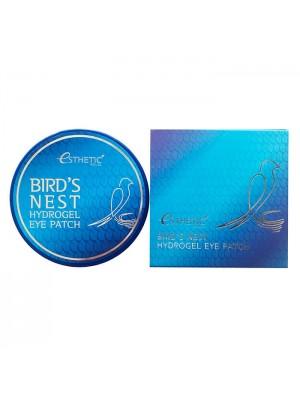 Гидрогелевые патчи для глаз с экстрактом ласточкиного гнезда Esthetic House Bird's Nest Hydrogel Eyepatch 60 шт