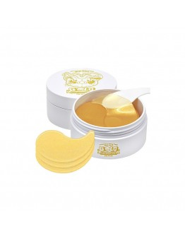 Патчи для век с золотом Elizavecca Milky Piggy Hell-Pore Gold Hyaluronic Acid Eye Patch 60 шт
