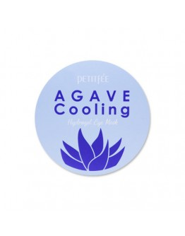 Набор патчей для век Агава Petitfee Agave Cooling Hydrogel Eye Mask 60 шт