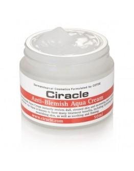 Крем для лица увлажняющий анти-акне Ciracle Anti Blemish Aqua Cream 50 мл