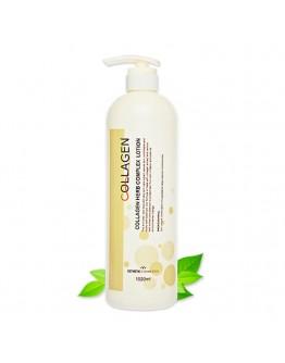 Лосьон для лица и тела с коллагеном и растительными экстрактами Esthetic House Collagen Herb Complex Lotion 1000 мл
