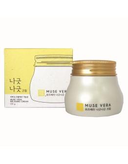 Крем для лица расслабляющий с медом и молоком Muse Vera Relaxing Cream