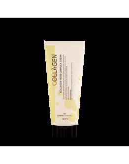 Крем для лица с коллагеном и растительными экстрактами Esthetic House Collagen Herb Complex Cream 180 мл