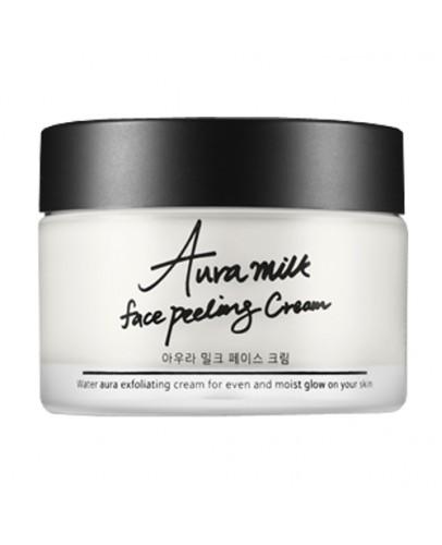Многофункциональный крем-пилинг TIA'M Aura Milk Face Peeling Cream 50 мл