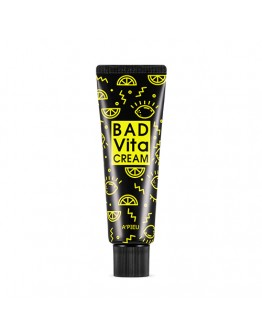 Крем для лица с витаминным комплексом A'pieu Bad Vita Cream 50ml