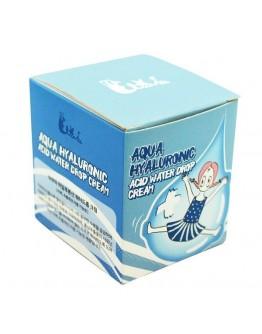 Крем для лица увлажняющий с гиалуроновой кислотой Elizavecca Aqua Hyaluronic Acid Water Drop