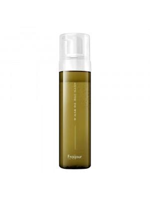 Пенка для мягкого умывания Fraijour Original Artemisia Bubble Facial Foam 200 мл
