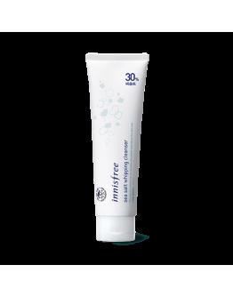 Пенка для умывания с морской солью Innisfree Sea Salt Whipping Cleanser 30% 130 мл