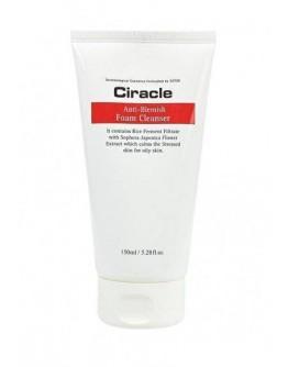 Пенка для умывания для жирной кожи анти-акне Ciracle Anti Blemish Foam Cleanser