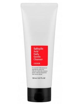 Пенка для умывания с салициловой кислотой COSRX Salicylic Acid Daily Gentle Cleanser
