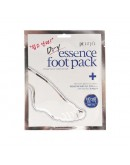 Маска-носочки для ног с сухой эссенцией Petitfee Dry Essence Foot Pack