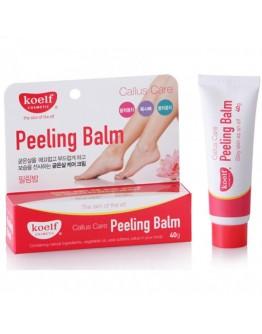 Крем-пилинг для ног от натоптышей и мозолей Koelf Callus Care Peeling Balm