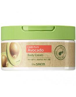 Крем для тела с экстрактом авокадо Secret Key Care Plus Avocado Body Cream 300 мл