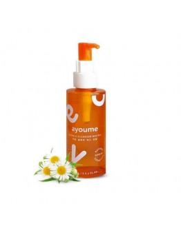 Масло-пенка для лица очищающее Ayoume Bubble Cleanser Mix Oil 150 мл