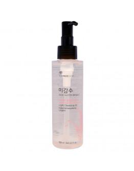 Масло гидрофильное для жирной кожи The Face Shop Rice Water Bright Cleansing Light Oil 150мл