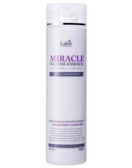 Увлажняющая эссенция для фиксации и объема волос La'dor Miracle Volume Essence 250мл