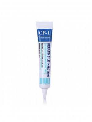 Несмываемая кератиновая сыворотка для волос СР-1 Keratin Silk Injection 20 мл