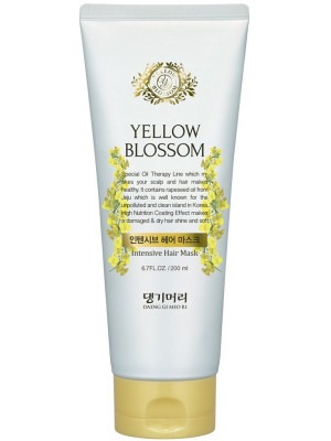 Маска для волос интенсивная Daeng Gi Meo Ri Yellow Blossom Intensive Hair Mask 200 мл