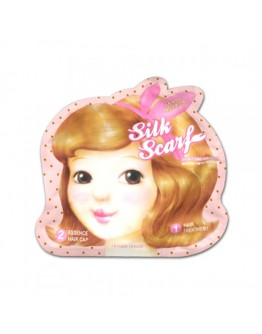 Маска для волос восстанавливающая Etude House Silk Scarf Double Care Hair Mask