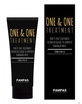Маска для глубокого восстановления волос Pampas ONE & ONE Treatment 220 мл