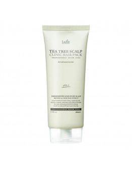 Маска для волос и кожи головы с чайным деревом La'dor Tea Tree Scalp Hair Pack 200 мл