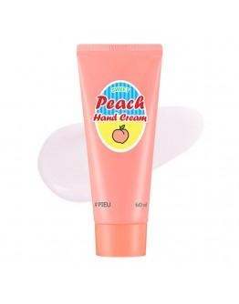 Крем для рук с экстрактом персика A'Pieu Peach Hand Cream