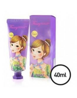 Крем для рук лавандовый Fascy Moisture Bomb Hand Cream Violet 40 мл