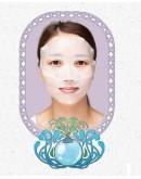 Маска для лица гидрогелевая с маслом ши и жемчужной пудрой Koelf Pearl & Shea Butter Hydro Gel Mask