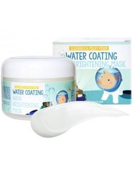 Маска для лица ночная увлажняющая Elizavecca Water Coating Aqua Brightening Mask 100 мл