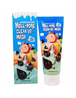 Очищающая маска для лица Elizavecca Hell Pore Clean Up Mask