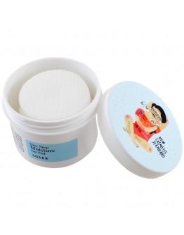 Очищающие увлажняющие ватные диски для сухой и чувствительной кожи COSRX One Step Moisture Up Pad
